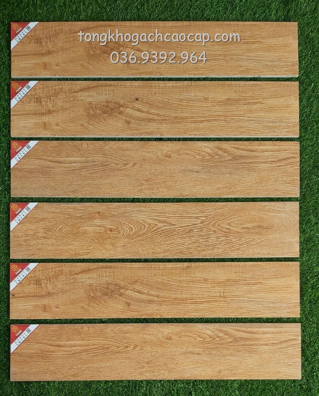 Gạch giả gỗ 15x80 Prime W158003